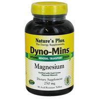 Nature's Plus Dyno-Mins Magnesium - 250 mg - 90 Tablets