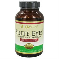 Lifetime Brite Eyes With FloraGlo Lutein - 60 Capsules