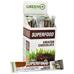 Greens Plus Organic Amazon Superfood Chocolate - 120 g