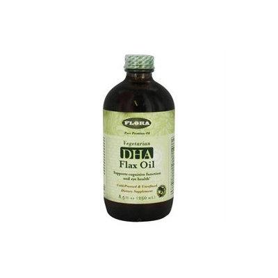 Flora - DHA Flax Oil - 8.5 oz.