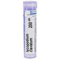 Boiron Lycopodium Clavatum 200ck 200CK - 80 Pellets - Other Homeopathics