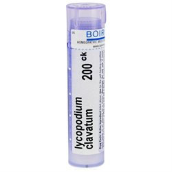 Boiron Lycopodium Clavatum 200ck 200CK - 80 Pellets - Other Homeopathics