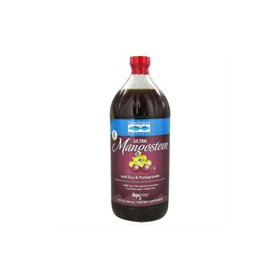Trace Minerals Research - Ultra Mangosteen with Goji and Pomegranate - 32 oz.