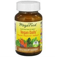 MegaFood - Vegan Daily Multivitamin - 90 Tablets