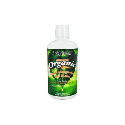 Lifetime Organic 4-Blend Juice Tropical Fruit - 32 fl oz