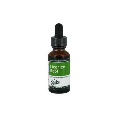 Gaia Herbs Licorice Root - 500 mg - 1 fl oz