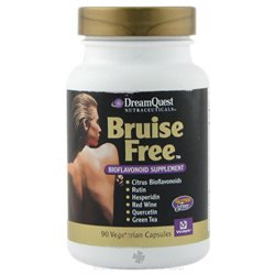 Dream Quest Nutraceuticals - Bruise Free - 90 Vegetarian Capsules