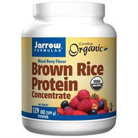 Jarrow Formulas Brown Rice Protein Concentrate - Mixed Berry
