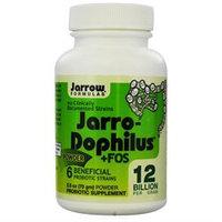 Jarrow Formulas - Jarro-Dophilus FOS Powder - 2.5 oz.