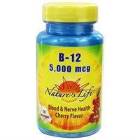Natural Factors B12 Methylcobalamin - 1000 mcg - 180 Chewable Tablets