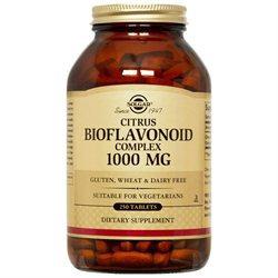 Solgar - Citrus Bioflavonoid Complex 1000 mg. - 250 Tablets