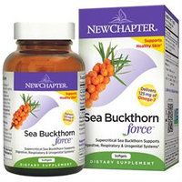 New Chapter Sea Buckthorn Force - 60 Softgels