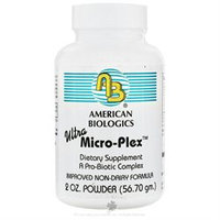American Biologics - Ultra Micro-Plex Powder - 2 oz.