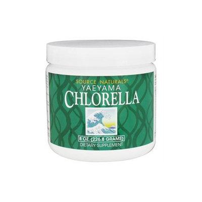 Source Naturals Chlorella from Yaeyama Powder, 8 Ounce