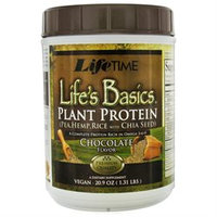 Life Time LifeTime Life's Basics Plant Protein - 15 Servings - Chocolate