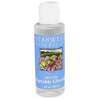 Starwest Botanicals Vegetable Glycerine - 4 fl oz