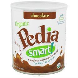 PediaSmart Organic Chocolate Powder - 1 ct.