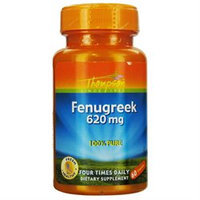 Fenugreek 620mg by Thompson Nutritional - 60 Capsules