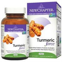 New Chapter Turmeric Force - 30 Softgels
