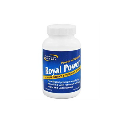 North American Herb & Spice - Royal Power - 90 Capsules