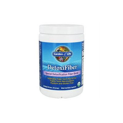 Garden of Life Detoxifiber Organic Daily Fiber Powder, 300 g
