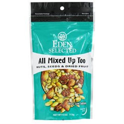 Eden Selected All Mixed Up Too 4 oz (113 g)