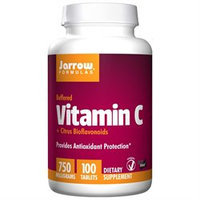 Jarrow Formulas - Vitamin C Buffered 750 mg. - 100 Tablets