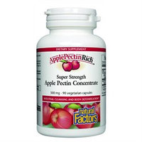 ApplePectinRich Apple Pectin Concentrate, 90 Veggie Caps, Natural Factors