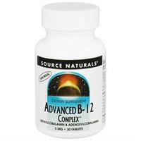 Source Naturals Advanced B-12 Complex
