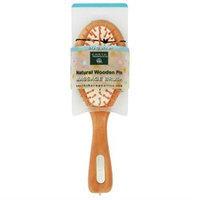 Earth Therapeutics - Natural Wooden Pin Medium Massage Brush