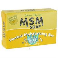 At Last Naturals 84126 Msm Herbal Bar