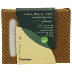 Himalaya Herbal Healthcare Organique Purifying Bar Soap Neem and Turmeric - 4.41 oz