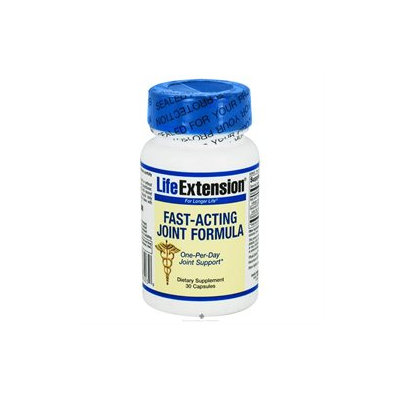 Life Extension Fast Acting Joint Formula - 30 Capsules