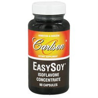 Carlson Labs - EasySoy Isoflavone Concentrate - 90 Capsules