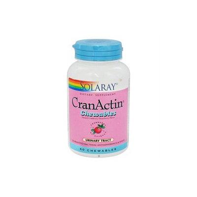 Solaray CranActin Chewables Berry - 200 mg - 60 Chewables