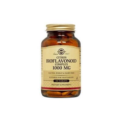 Solgar - Citrus Bioflavonoid Complex 1000 mg. - 100 Tablets