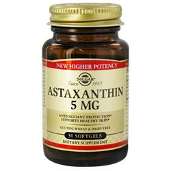 Solgar - Astaxanthin Complex 5 mg. - 30 Softgels