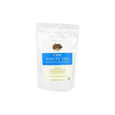 Extreme Health USA - Organic Loose Leaf White Tea - 4 oz.