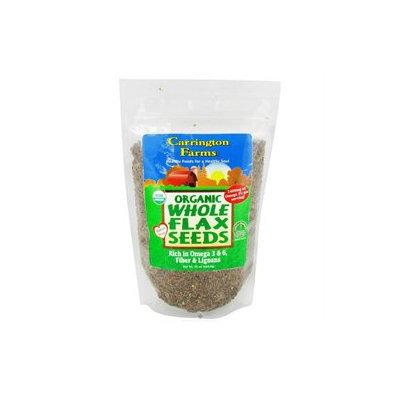 Carrington Farms - Flax Seeds Whole Organic - 15 oz.