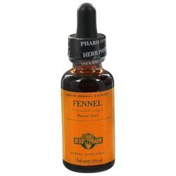 Herb Pharm Fennel Liquid Herbal Extract - 1 fl oz