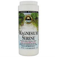Source Naturals Magnesium Serene Powder - Berry