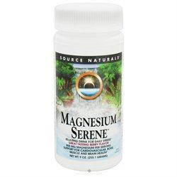 Source Naturals - Magnesium Serene Berry 800 mg. - 9 oz.