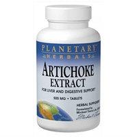 Planetary Herbals - Artichoke Extract 500 mg. - 60 Tablets Formerly Planetary Formulas