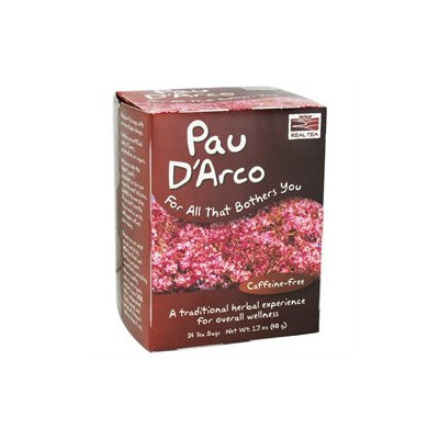 NOW Foods - Pau D'Arco Tea - 24 Tea Bags