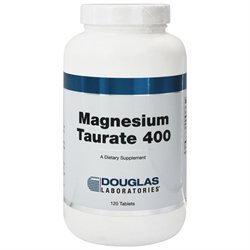 Douglas Laboratories - Magnesium Taurate 400 - 120 Tablets