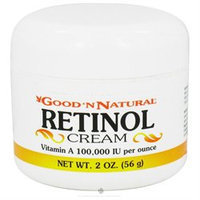 Good 'N Natural - Retinol Cream Vitamin A 100000 IU - 2 oz.