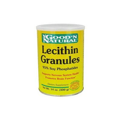 Good 'N Natural - Lecithin Granules 95 Soy Phosphatides - 14 oz.