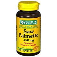 Good 'N Natural - Saw Palmetto 450 mg. - 100 Capsules