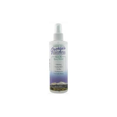 Georges Aloe Vera 0616714 Always Active Aloe Spray Mister - 8 fl oz
