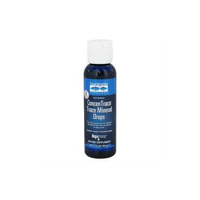 Trace Minerals Research - ConcenTrace Trace Mineral Drops - 2 oz.